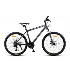 Велосипед ONIX 26 Y2604-2 (черно-серый)