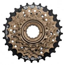 Кассета  для горного велосипеда Shimano 14-28T 6 скоростей
